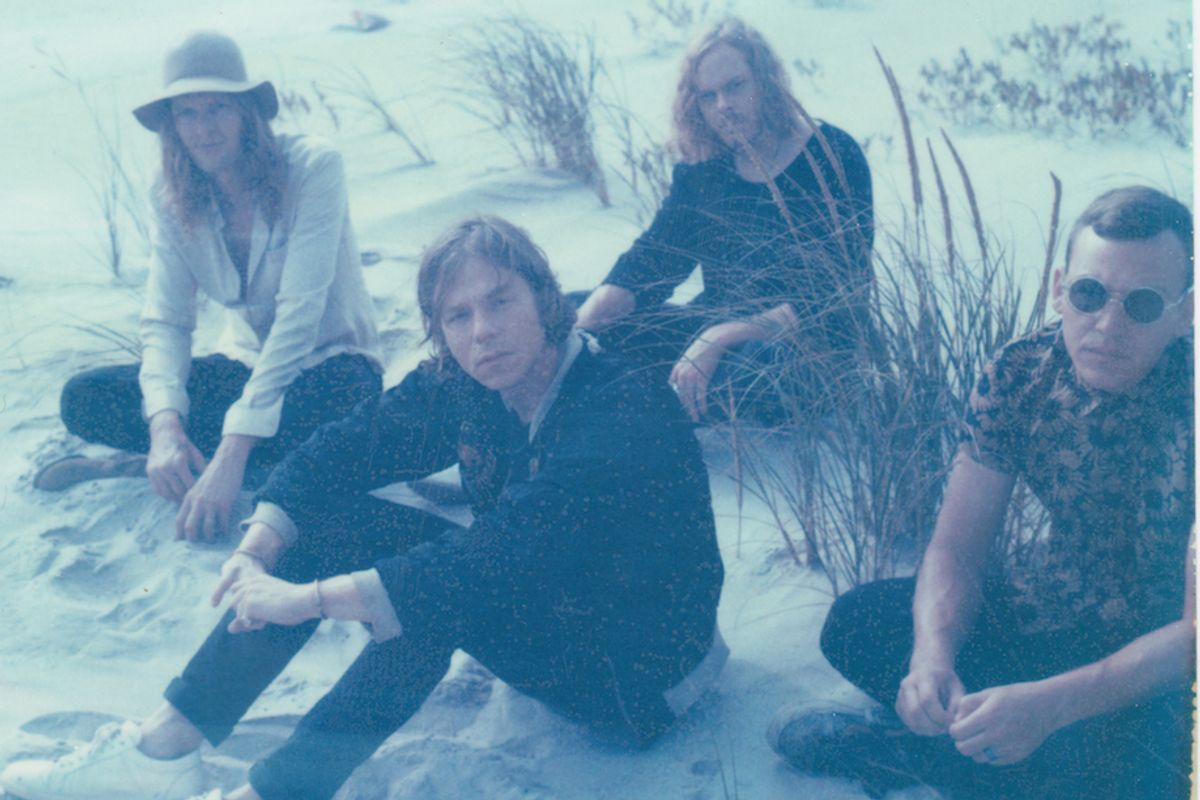 Dirty Pretty Things: A Conversation With Cage the Elephant's Matt Shultz