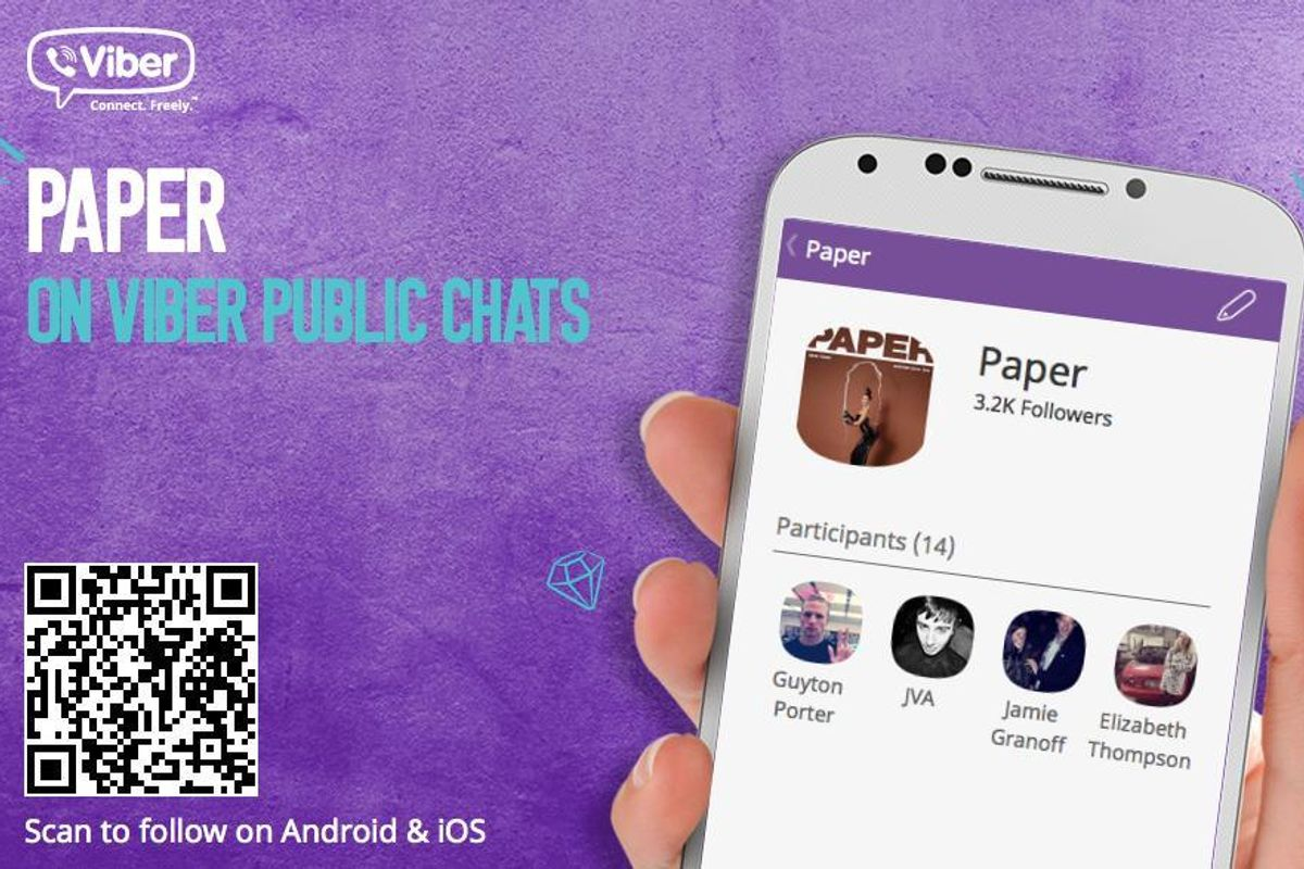 The Best Moments From Paper's Viber Chats