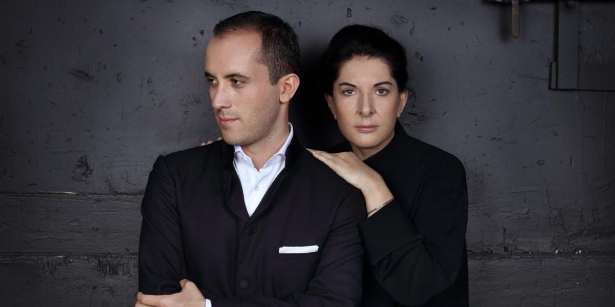 Marina Abramovic and Igor Levit's New Performance Piece Is a Classical Music Test of Endurance