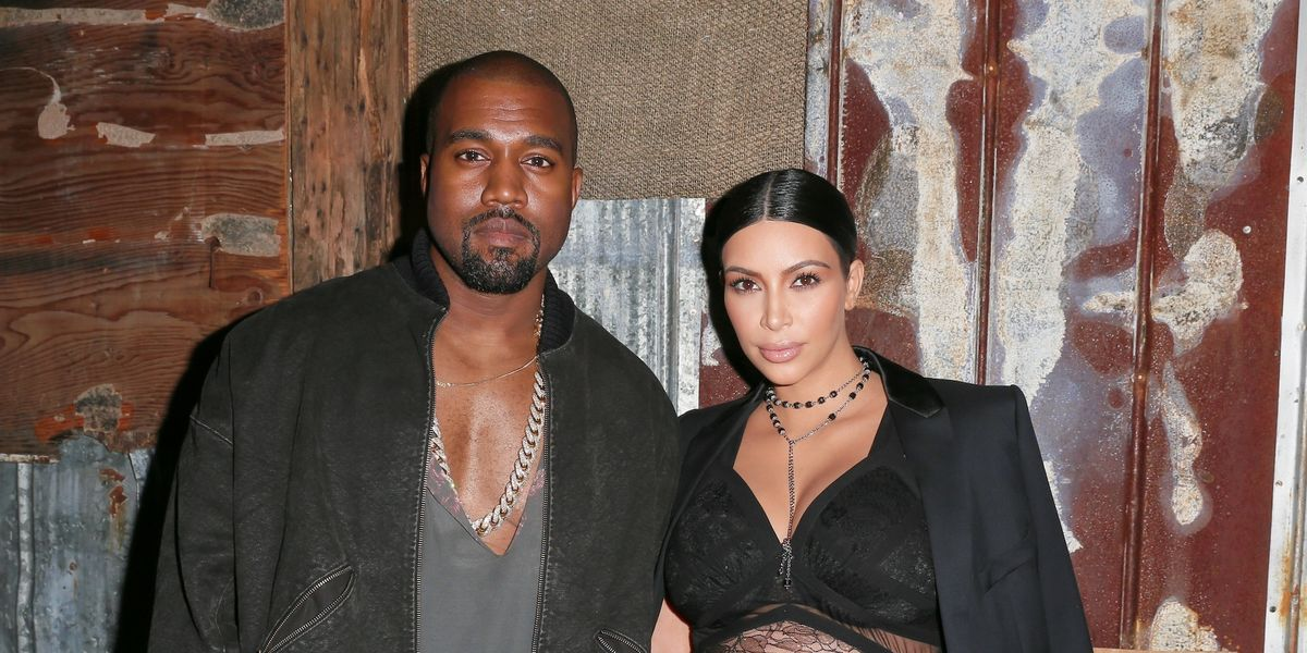 """Here's Your """"First Look"""" At Saint West"""