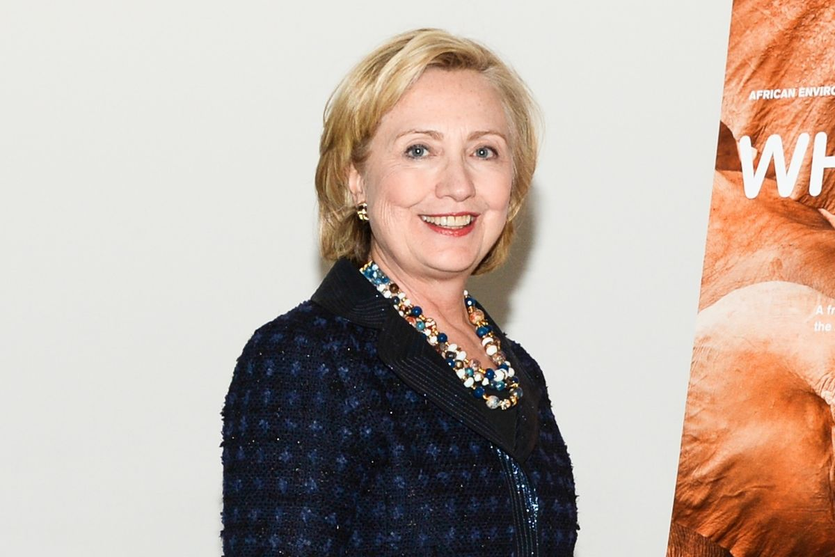 """Hillary Clinton Is Going to Be On """"Broad City"""""""