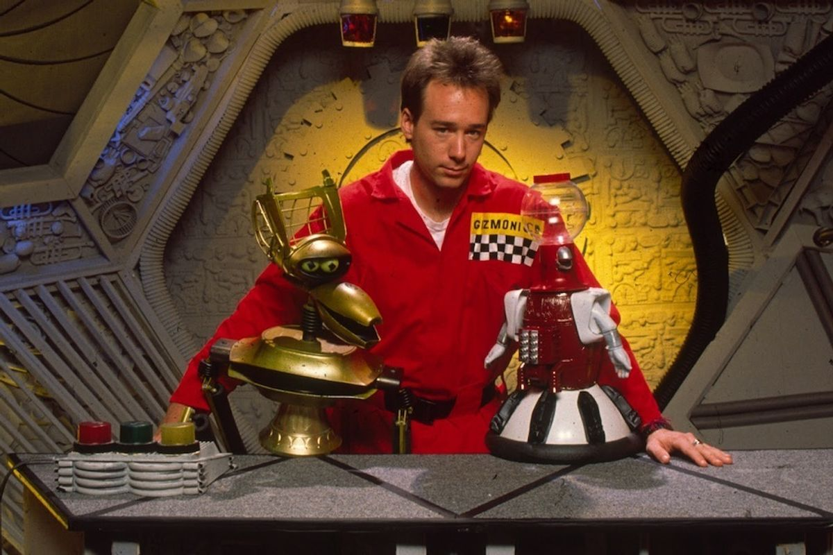 REJOICE! Mystery Science Theater 3000 Is Returning