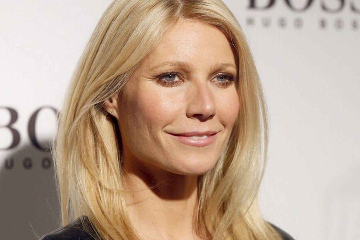 Gwyneth Paltrow Thinks Goop Store Heist Was Good Publicity