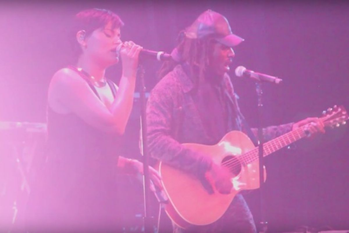 Blood Orange, Nelly Furtado, Solange, And Le1f All Performed In Harlem Last Night