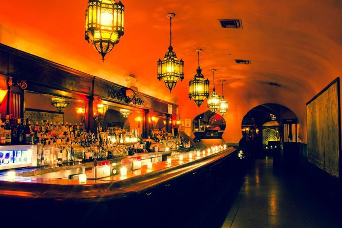 R.I.P. Sway Lounge