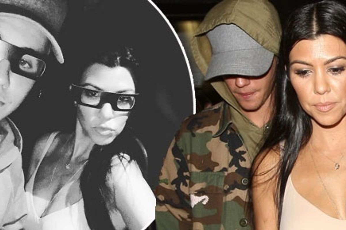 Kourtney Kardashian and Justin Bieber Might Be Staying At The Bonetown Inn & Suites