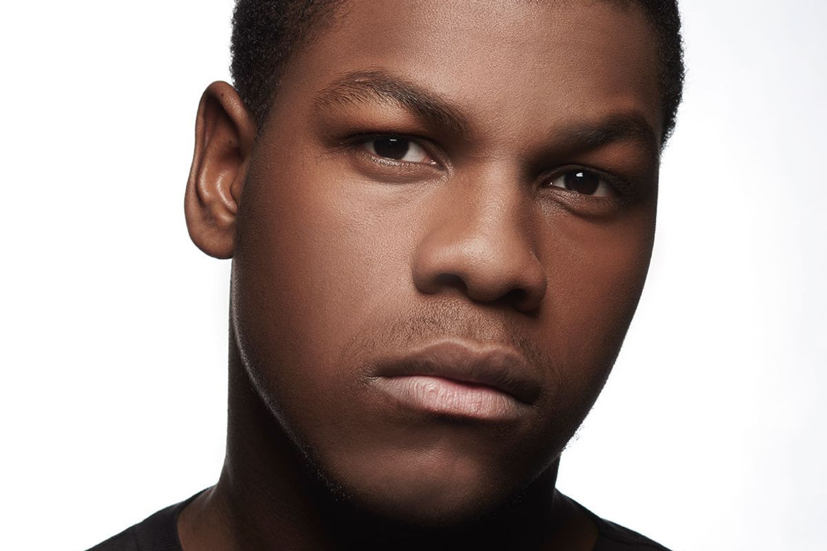 The Force Is Strong With John Boyega