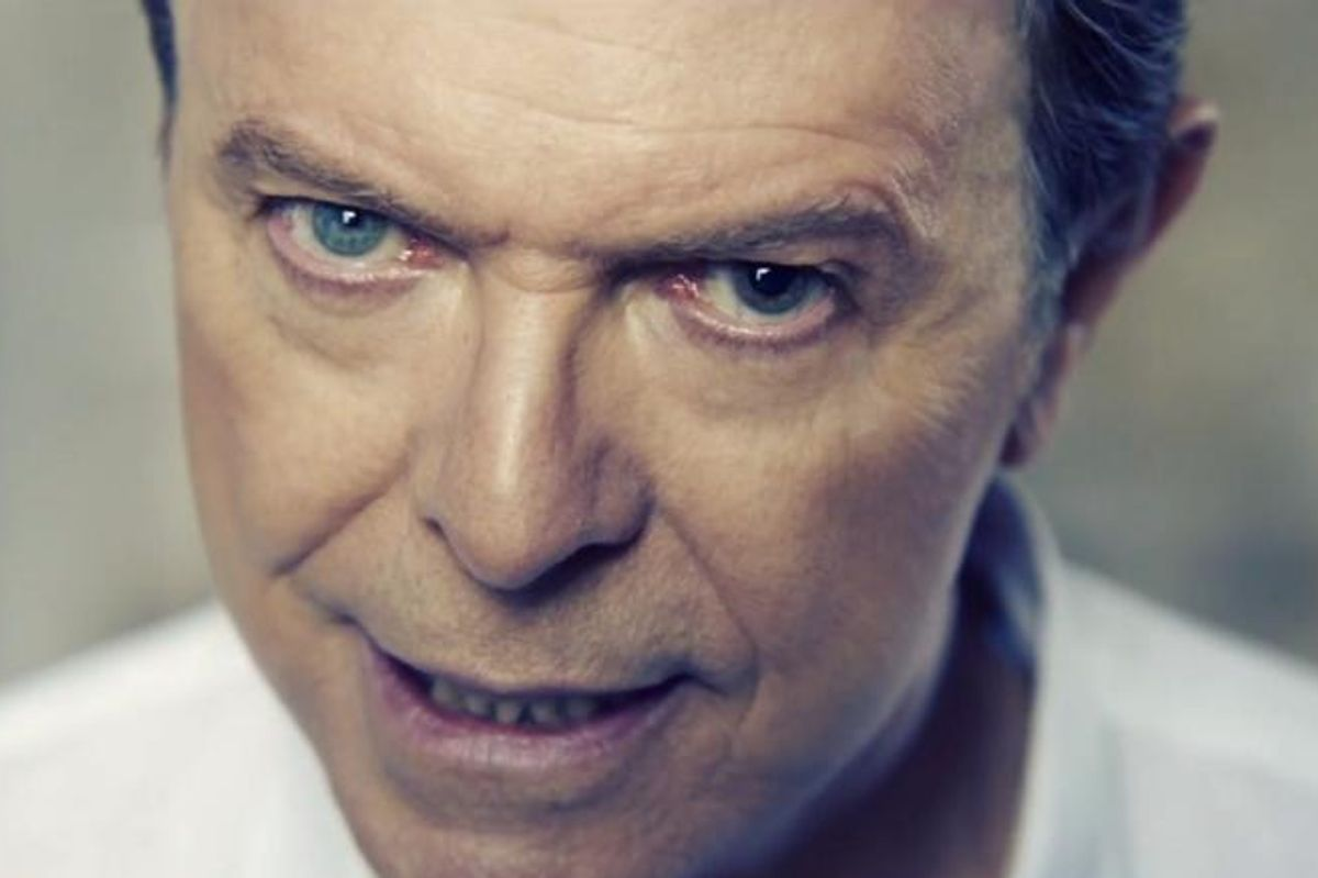 """Check Out the Teaser For David Bowie's Upcoming Single """"Lazarus"""""""