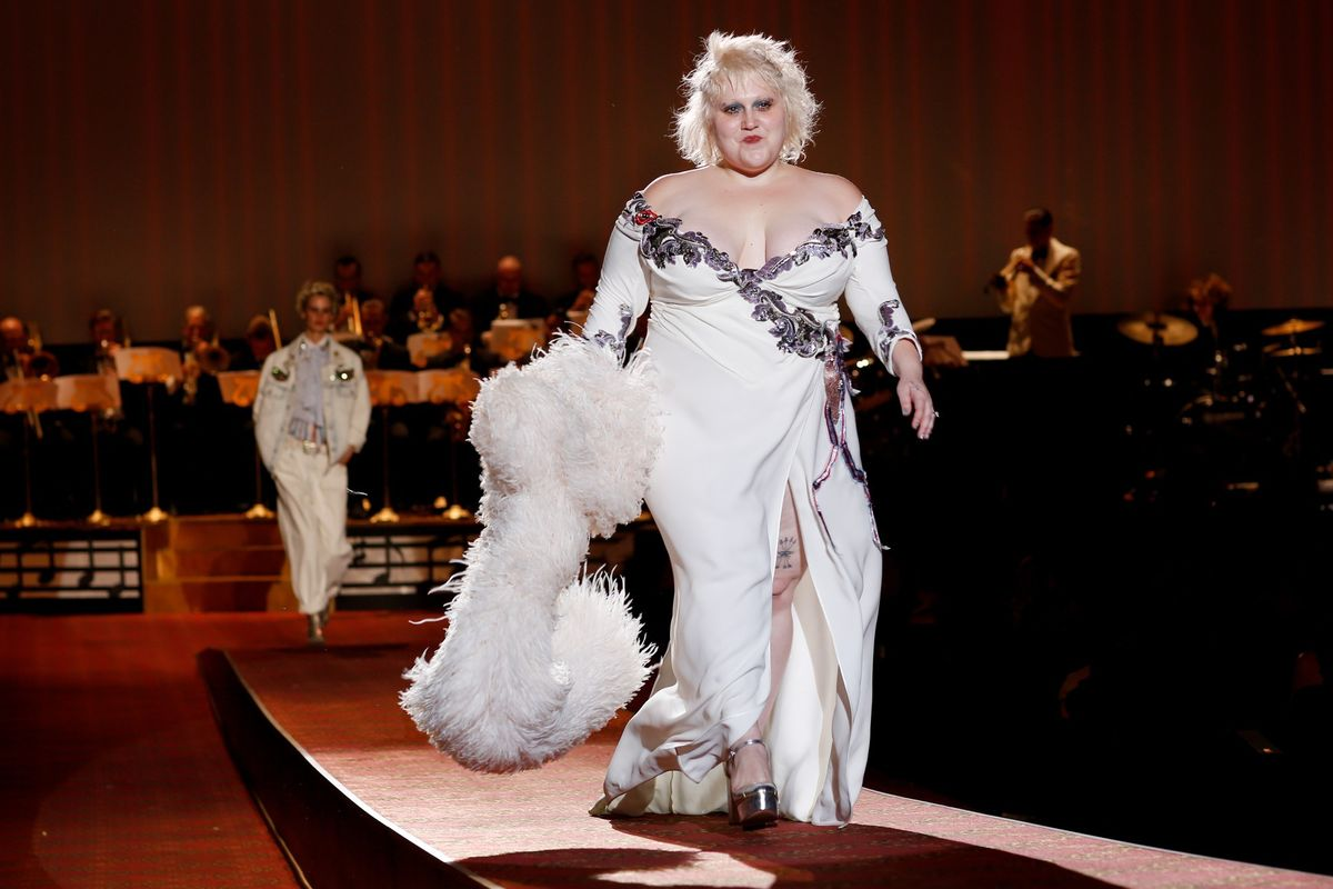 Beth Ditto's Plus-Size Line Is Launching With A Gaultier Collaboration