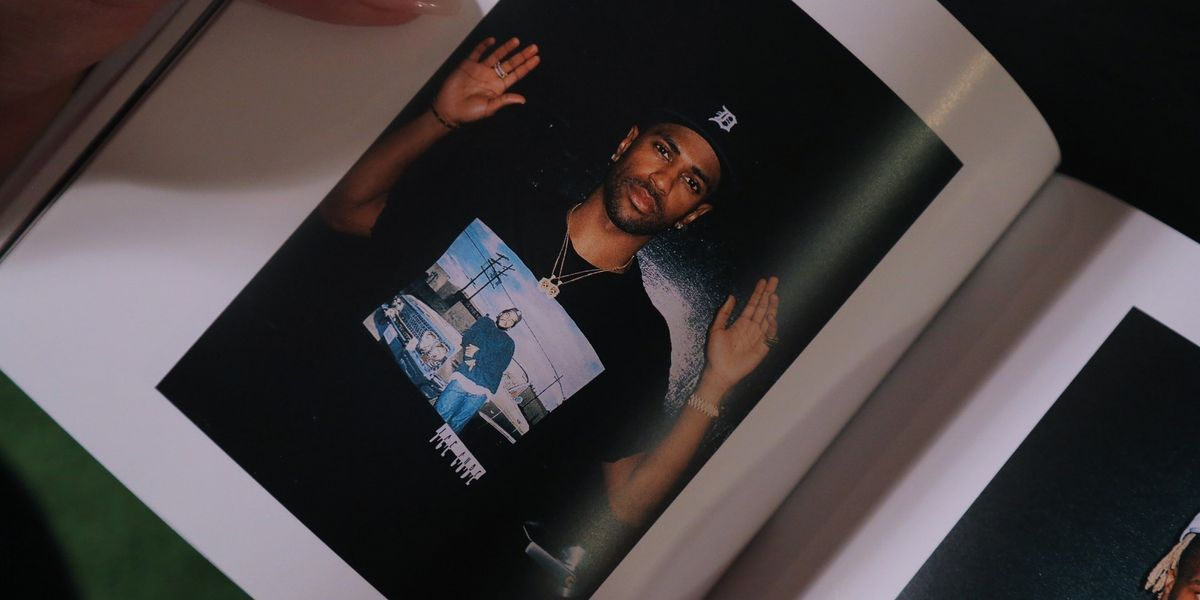 Peep This Photobook Of Rapper Candids With Big Sean, Wiz Khalifa And More