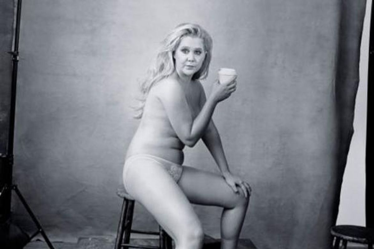 Amy Schumer Asked Barbara Walters If She Fakes Orgasms