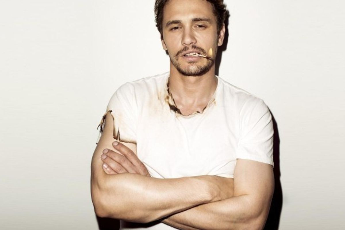 Listen to A New Track By Daddy--James Franco's Band