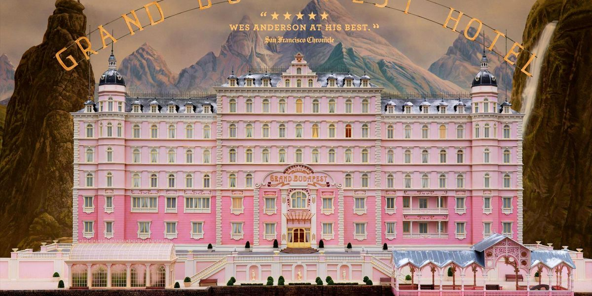 Wes Anderson's Grand Budapest Hotel Has Its Own TripAdvisor Page