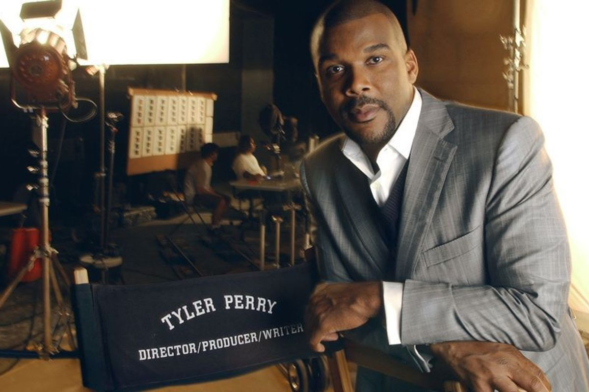 Tyler Perry Is Doing A Live Musical Of Jesus' Crucifixion. Lol.
