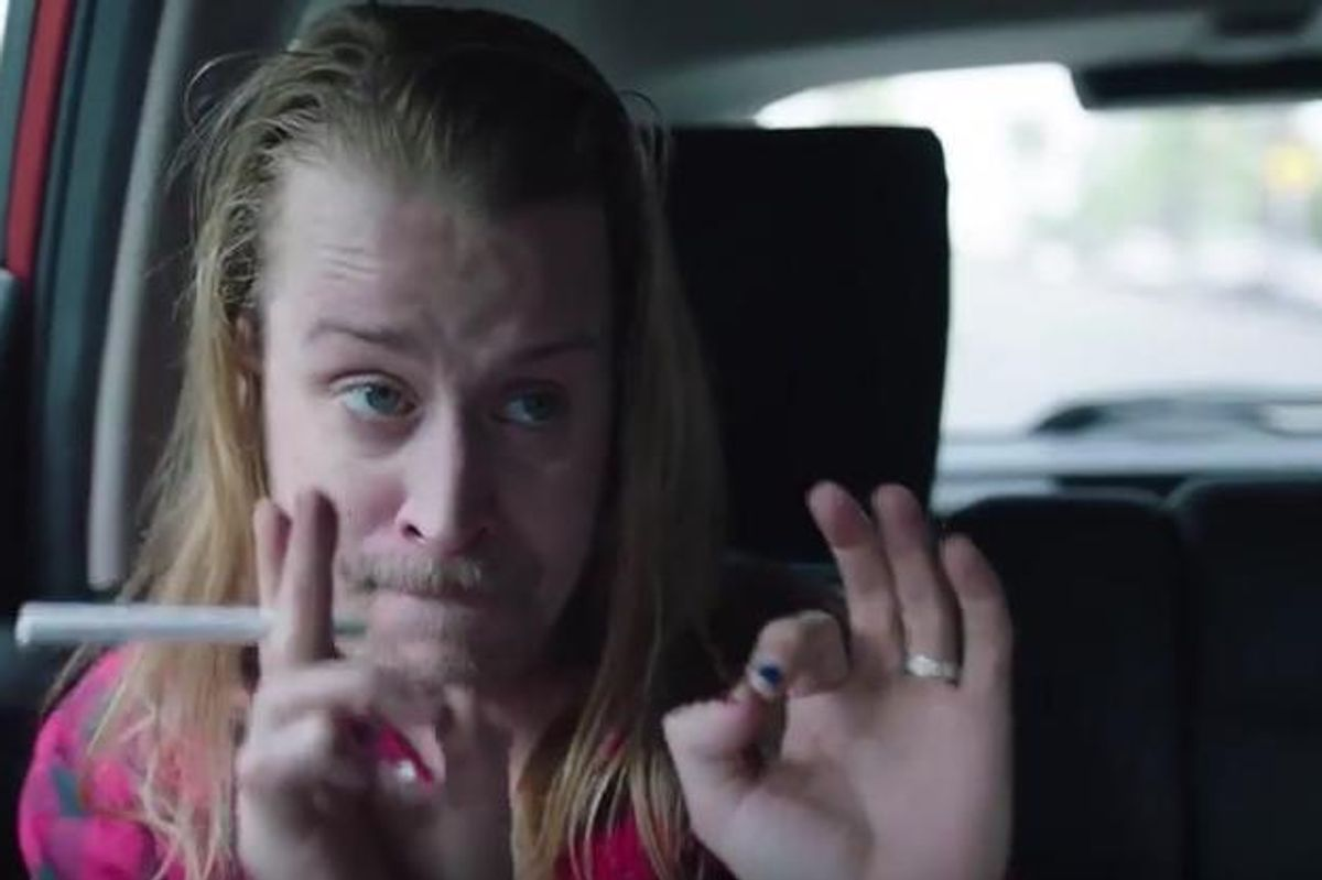 Macauley Culkin Plays A (Very Screwed Up) Adult Version of His 'Home Alone' Character