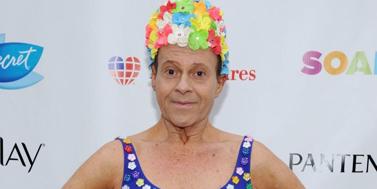Richard Simmons Is Officially Retiring From Being Richard Simmons