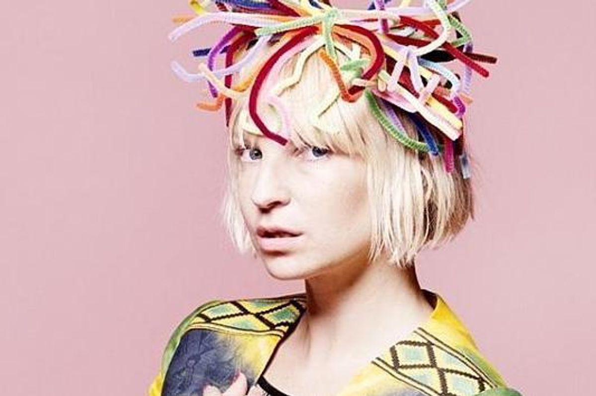 "ICYMI: Sia's New Song ""Cheap Thrills,"" Originally Written For Rihanna"