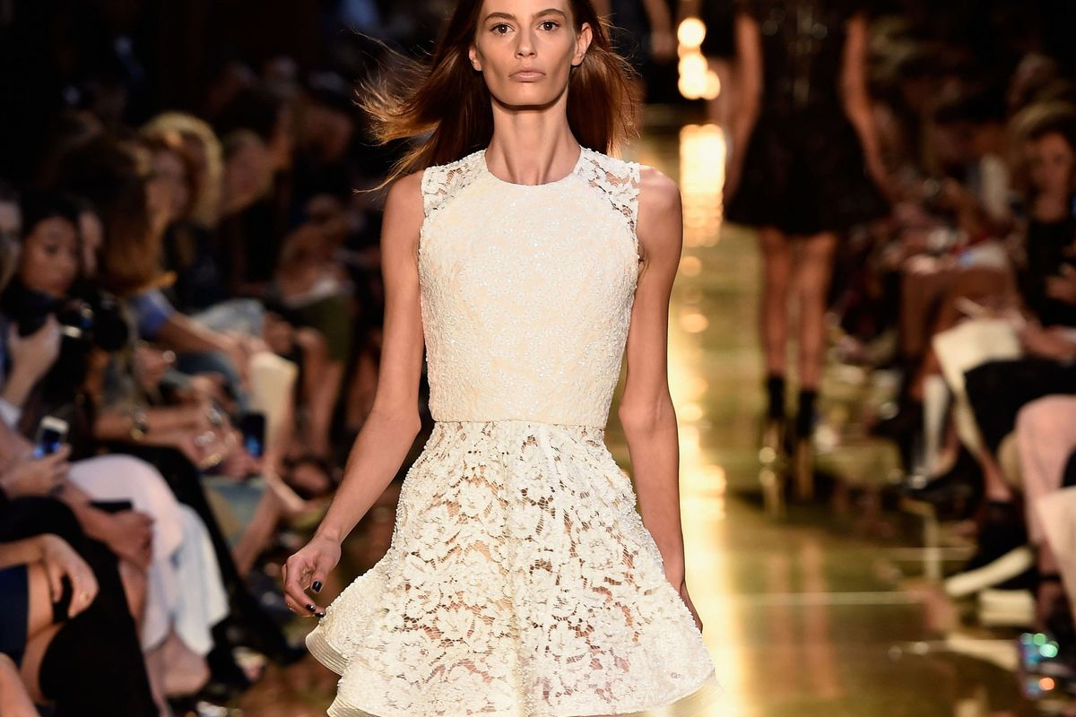 """France Finally Bans """"Excessively Thin"""" Runway Models"""