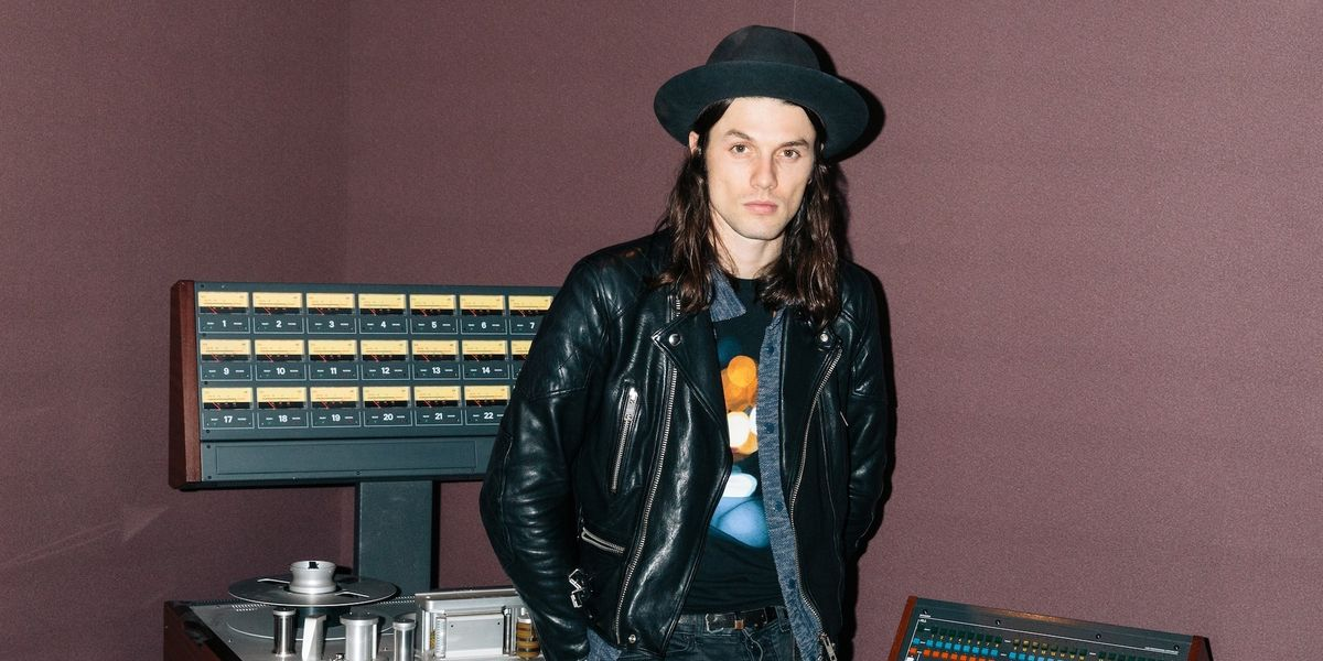 Rocker James Bay Is Charming, Humble, and Exactly What Music Needs Right Now