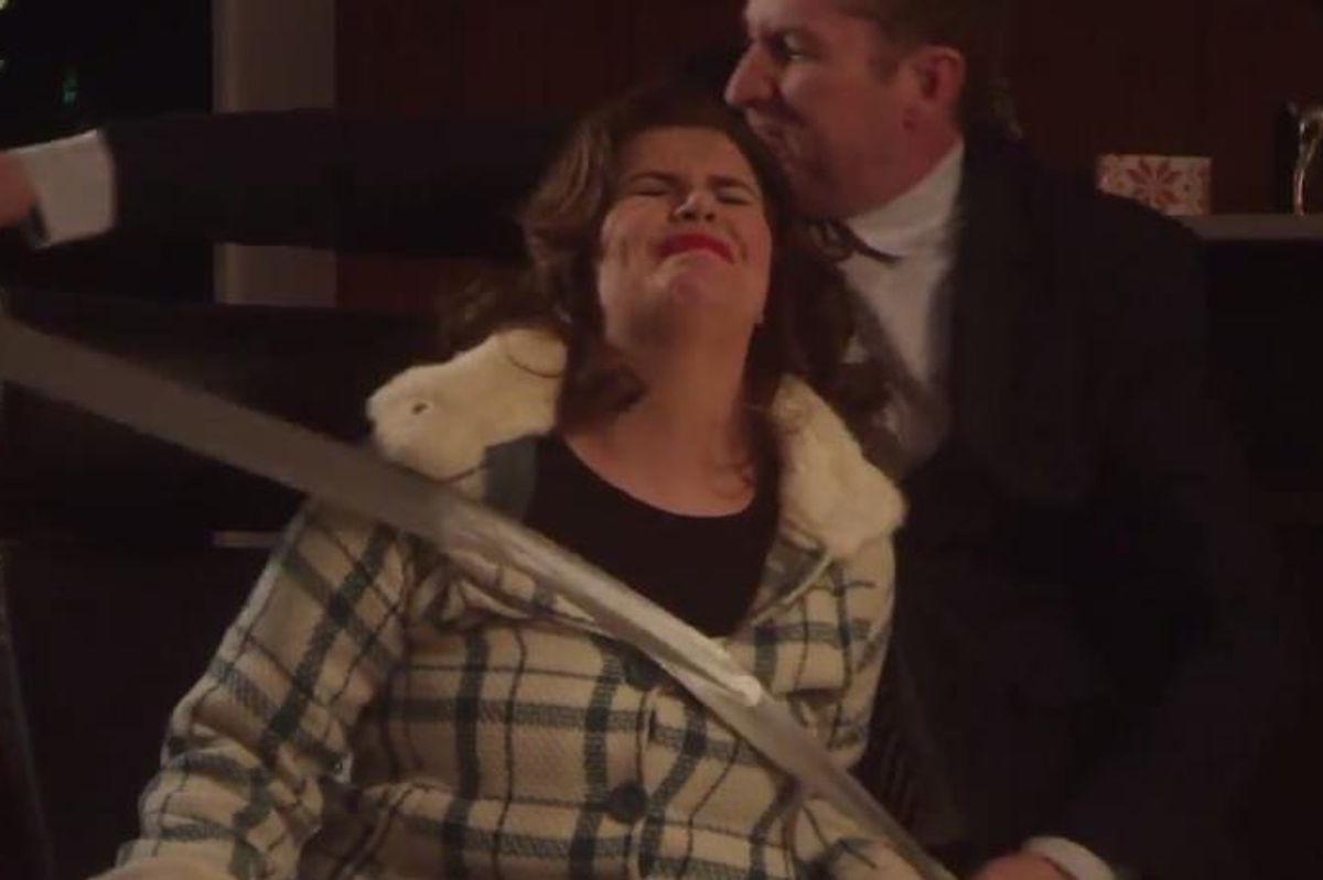 """Watch Funny Or Die's 'Realistic' Version of """"Baby, It's Cold Outside"""""""