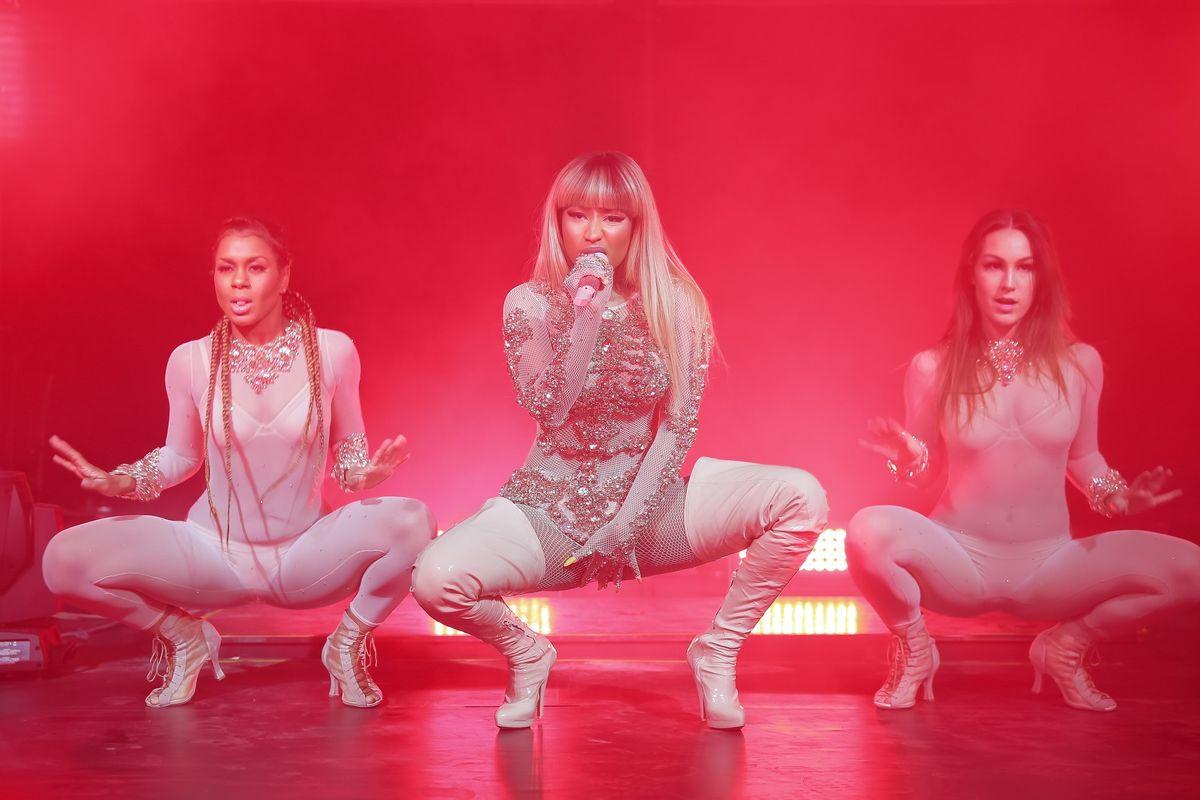 The Year In Nicki Minaj