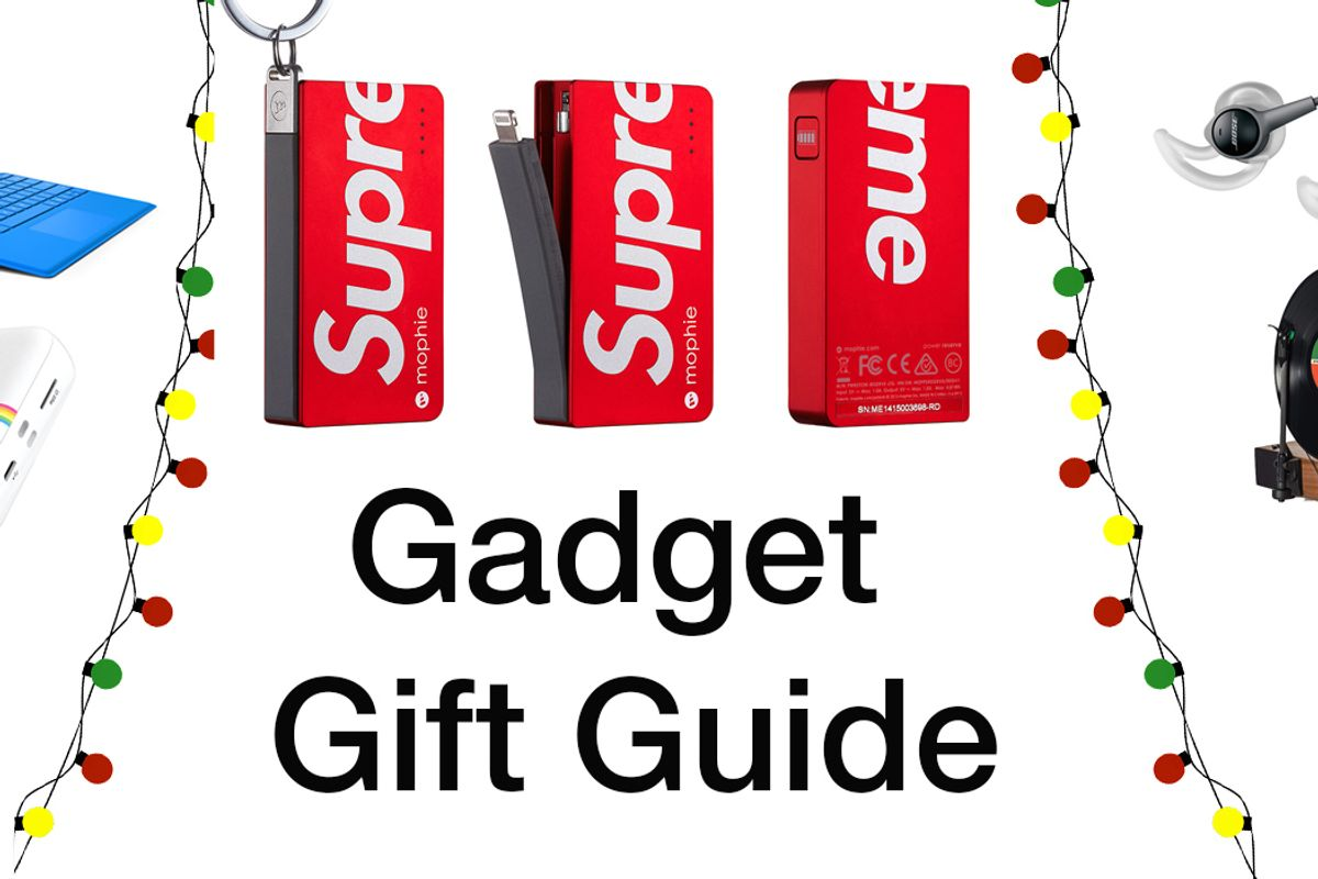 PAPER's Gadget Gift Guide
