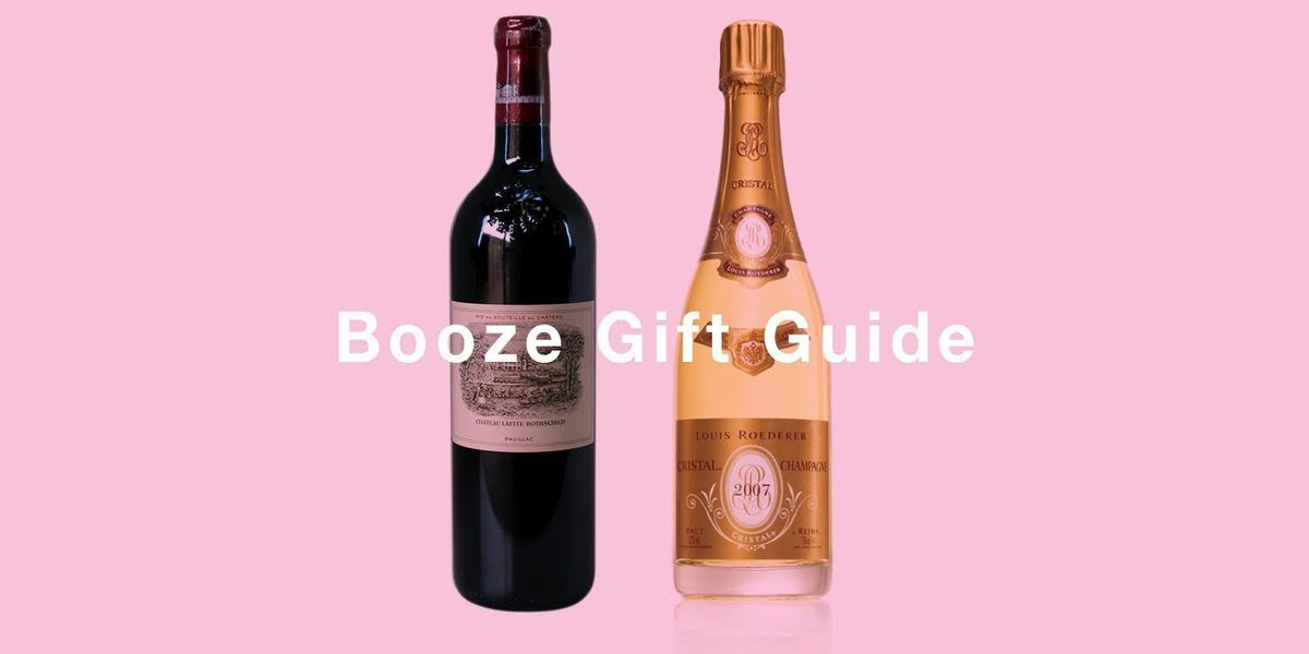 Our Boozy Holiday Gift Guide