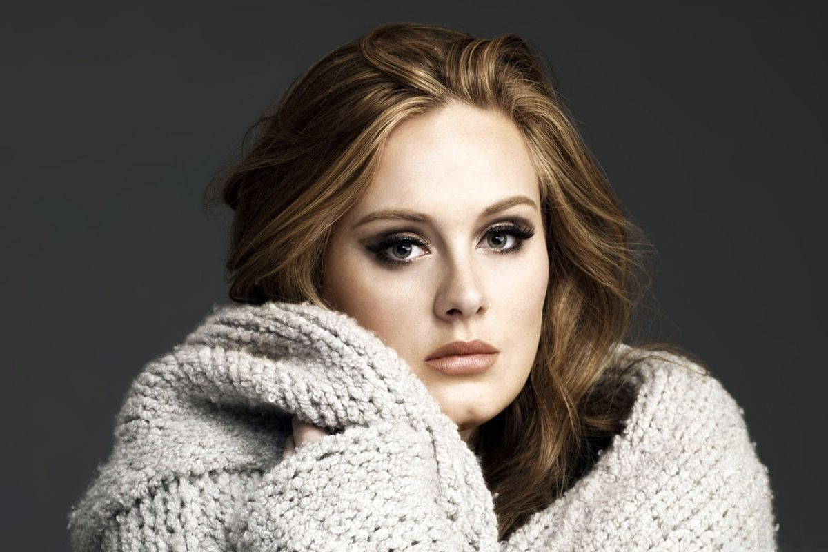 Adele's TIME Cover Is...Perfect