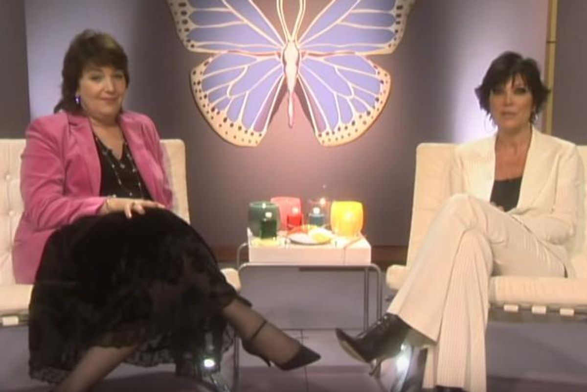 You Probably Haven't Seen This Infomercial Of Kris Jenner Selling Magic Candles