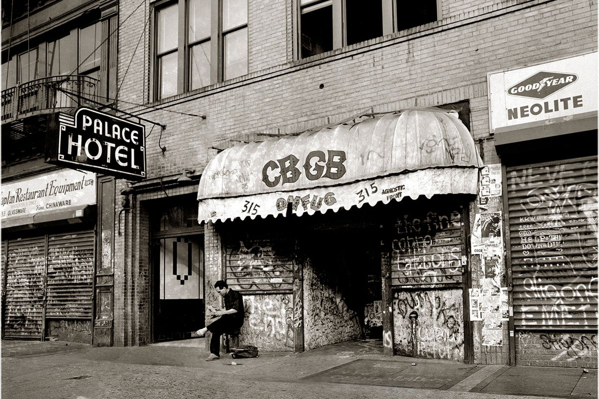 CBGB To Reopen As A Restaurant In The Newark Airport