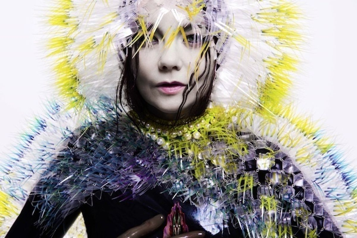 Björk Has Released A Virtual Reality App