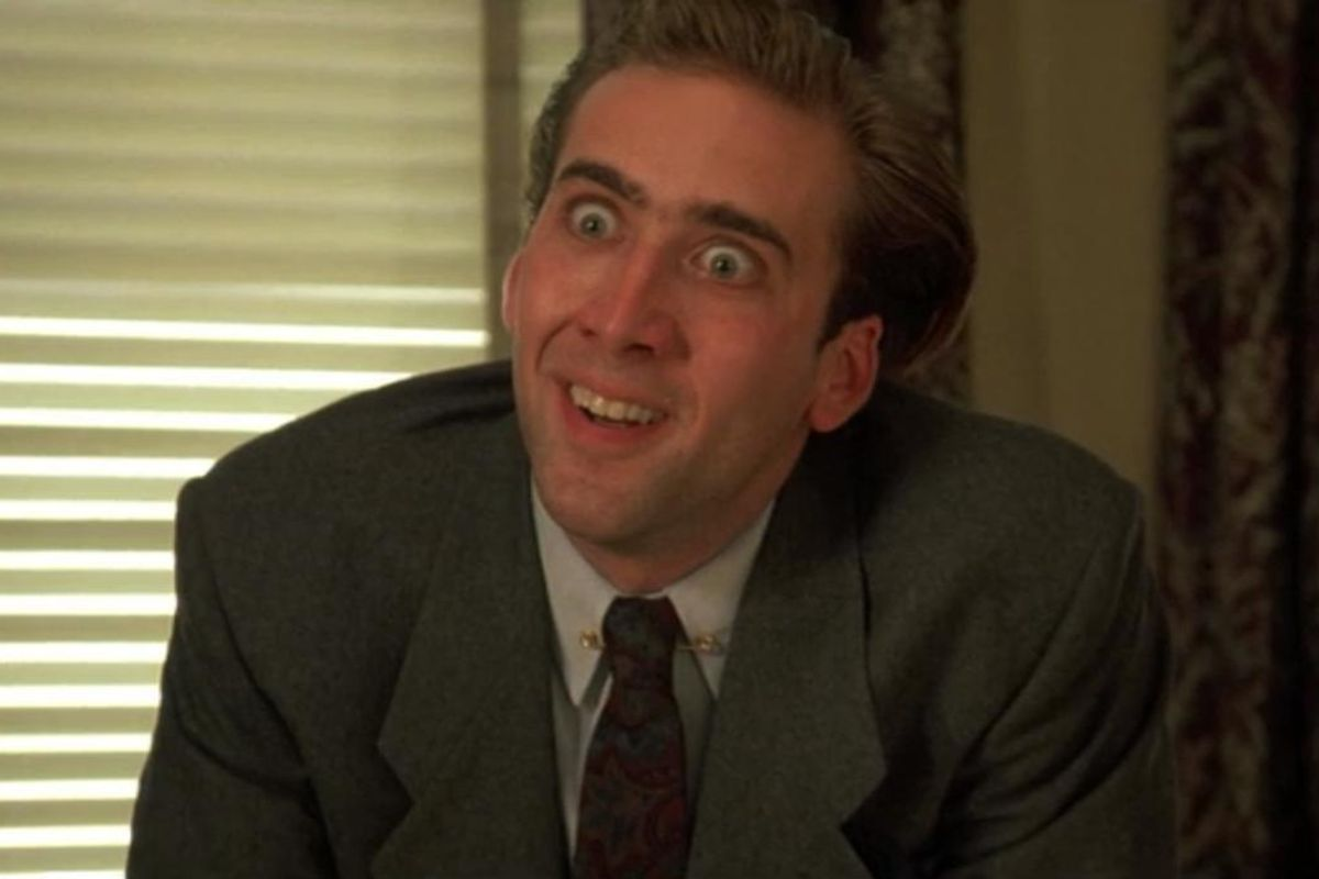 Hollyweird: The Story You Didn't Know About Nicolas Cage's
