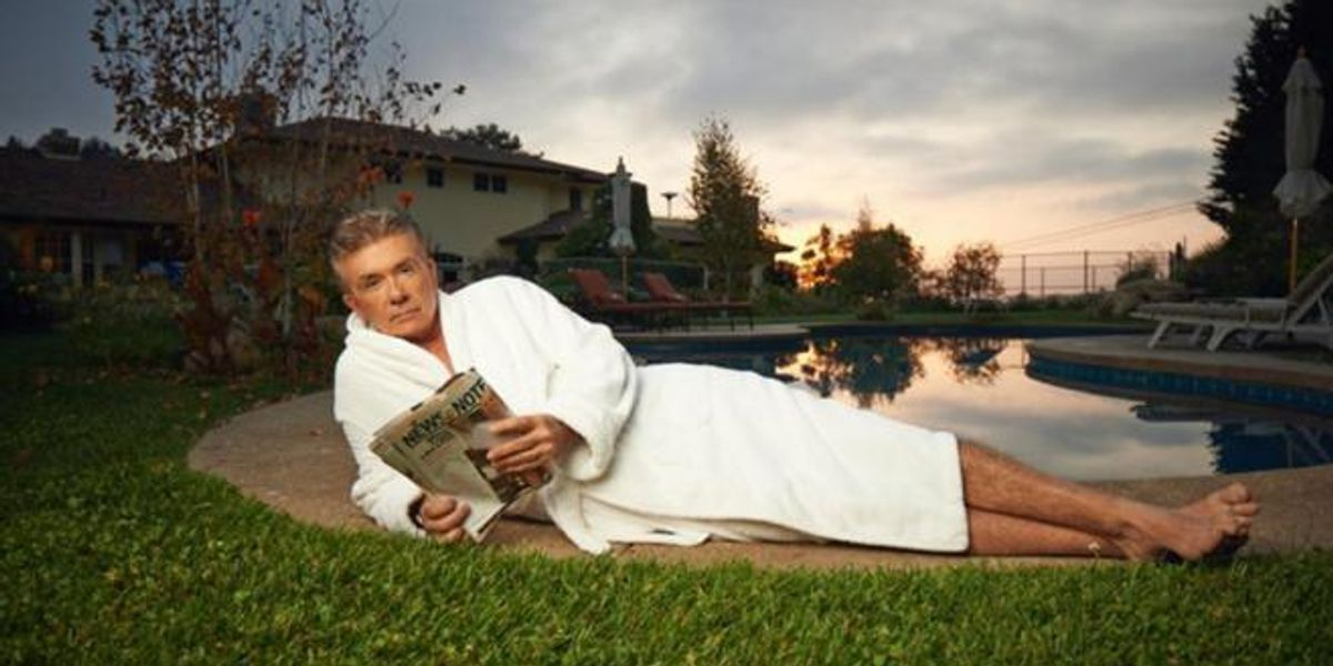 Lest We Forget: Alan Thicke Was The Original Name Flubber Of An International Beauty Pageant