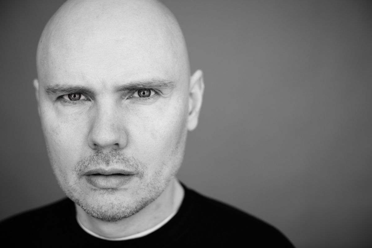 Billy Corgan Co-Produced A Human Male