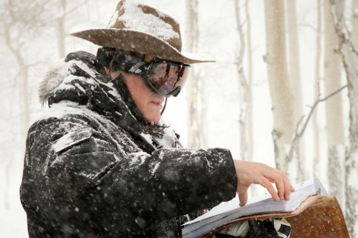 Quentin Tarantino On The Hateful Eight, Police Protests And Political Correctness