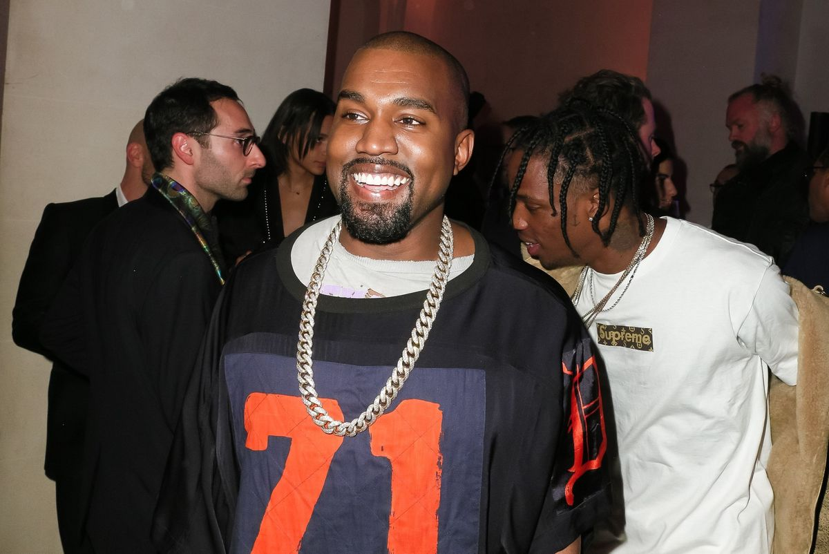 """Listen To Kanye's New Shade-Throwing Single """"Facts"""""""