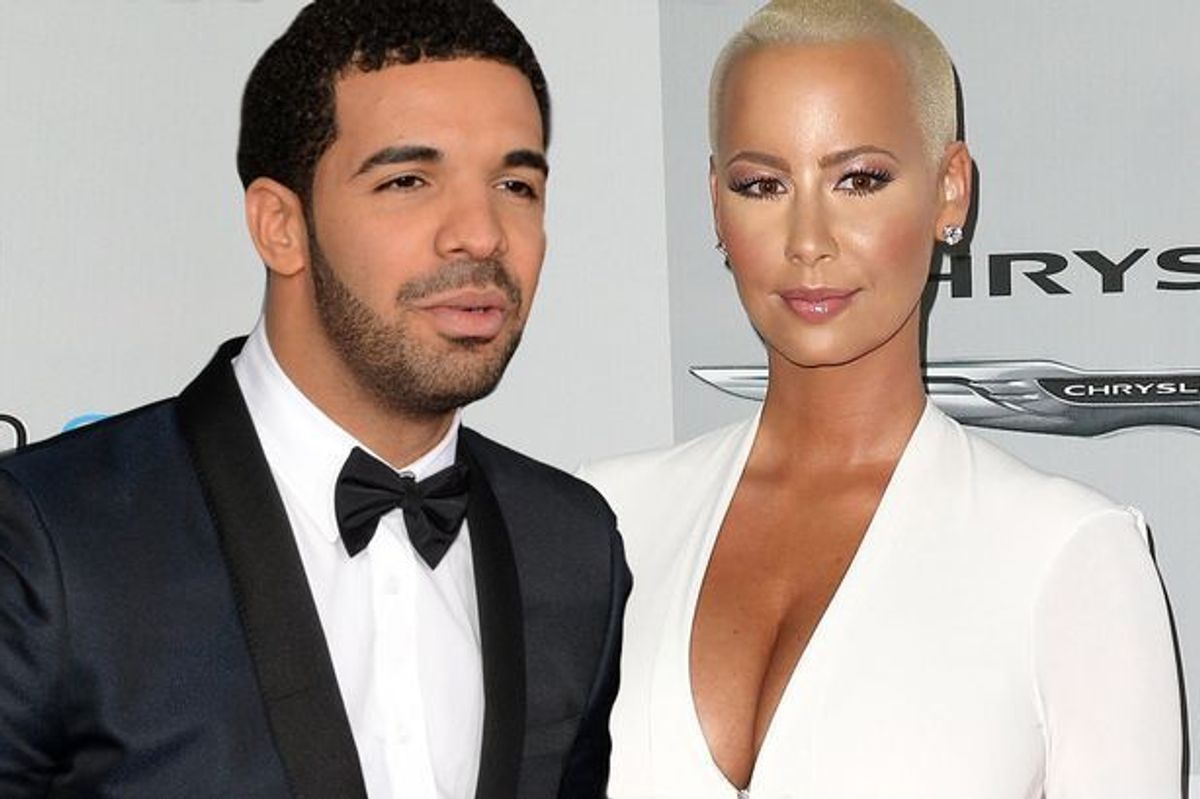 It Was Only A Matter Of Time: Drake And Amber Rose Might Be Doin' The Damn Thing