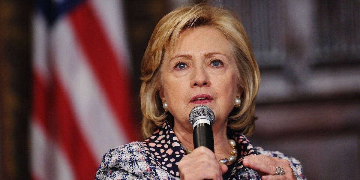 """Hillary Clinton Wants """"To Get To The Bottom"""" of Whether or Not UFOs Exist"""
