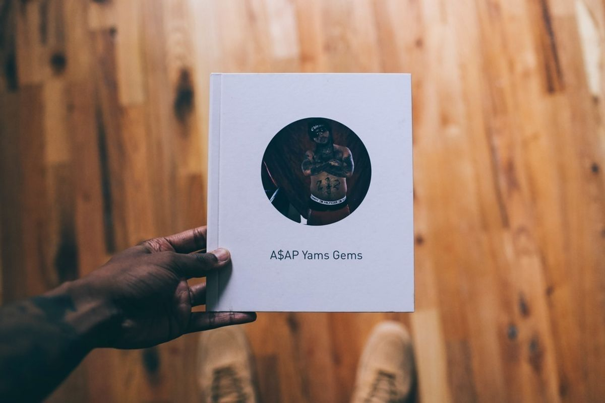 A Book Of Selected A$AP Yams Tweets Is Coming Soon