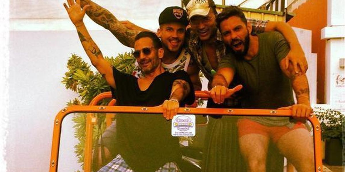A Roundup Of Marc Jacobs' Instagram Videos From His Gay Odyssey In St. Barts