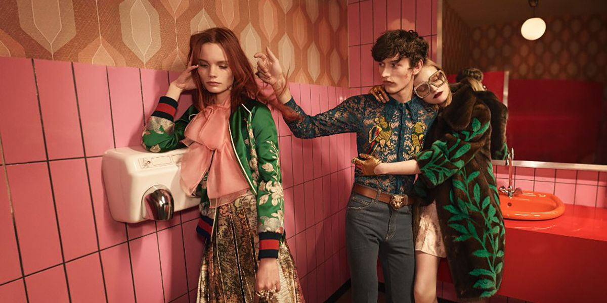 Gucci's Latest Ad Campaign Explores The Youthful Beauty of Berlin