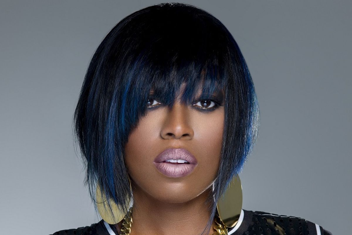 Missy Elliott Just Tweeted Her Very First Selfie, And Of Course, It's Better Than Any You've Taken
