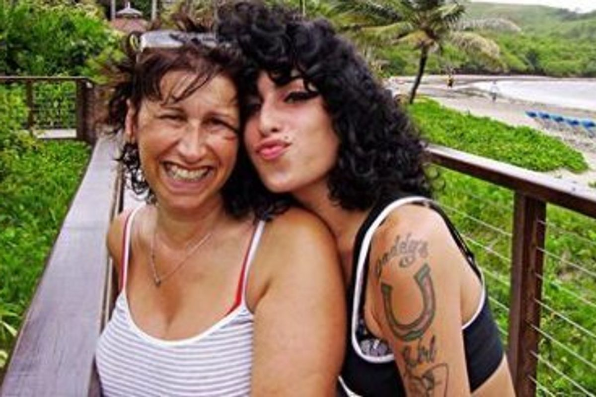 Amy Winehouse's Mother On Her Late Daughter: She Could Have Had Tourette's Syndrome