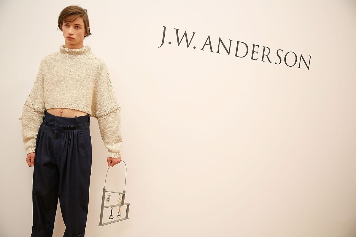 Grindr Is Live-Streaming The J.W. Anderson Runway Show