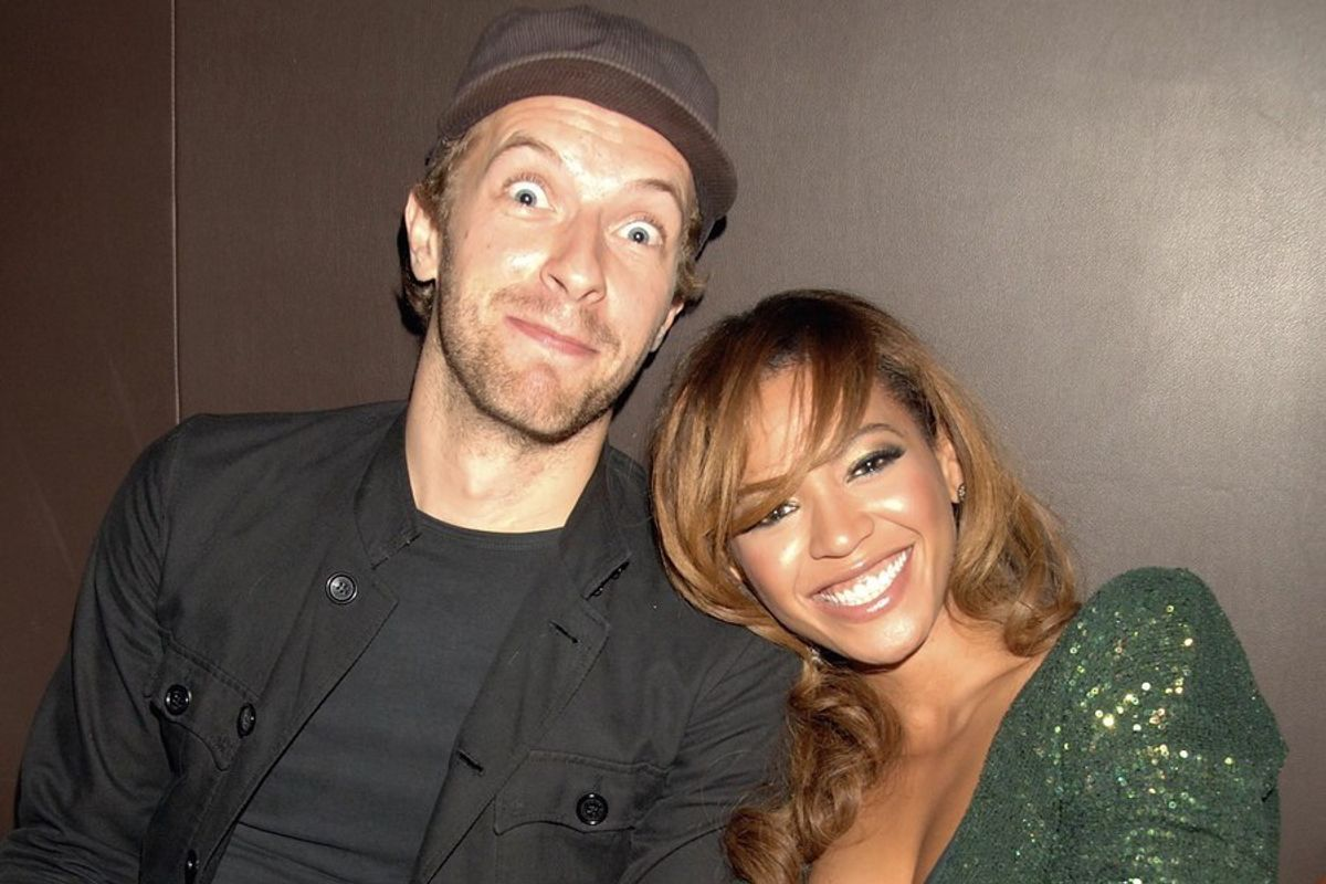 ALERT: Kween Beyoncé Will Join Coldplay During The Super Bowl 50 Halftime Show