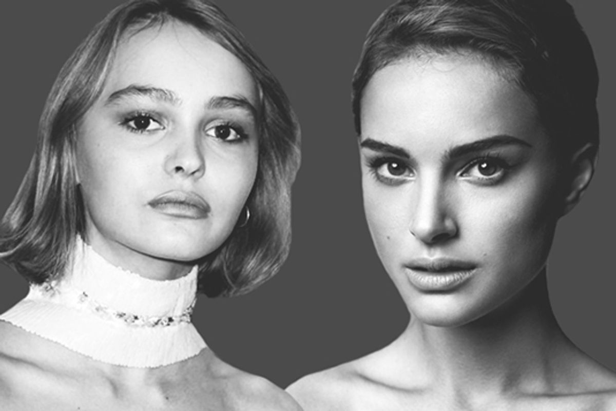 Peep The First Still From Natalie Portman and Lily-Rose Depp's Supernatural Thriller 'Planetarium'