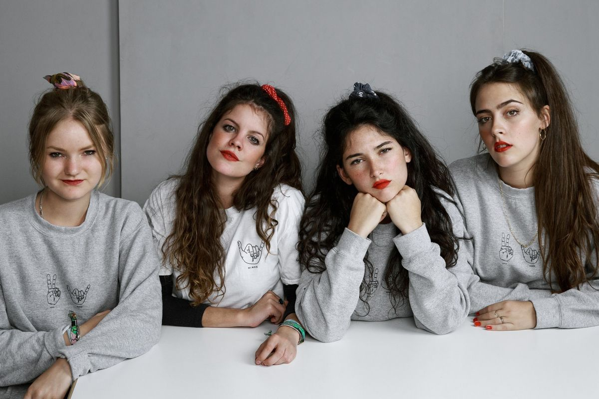 With Their Debut Album, Hinds Reclaims The Garage For The Girls