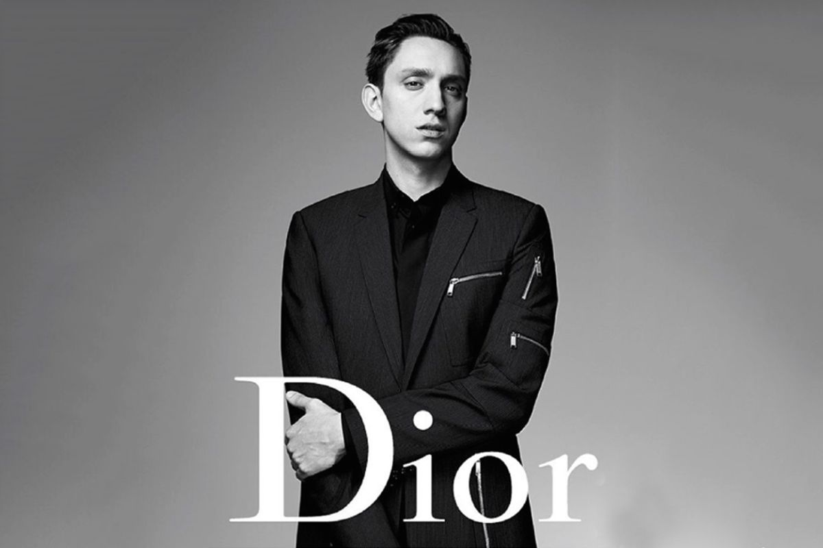 """Oliver Sim From """"The XX"""" Is The New Face Of Dior Homme's Latest Ad Campaign"""