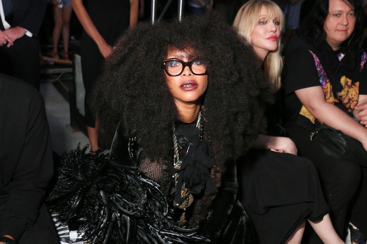 """Erykah Badu Drops New Mixtape, Describes It As """"A Feel Good High Freaq Mix"""""""