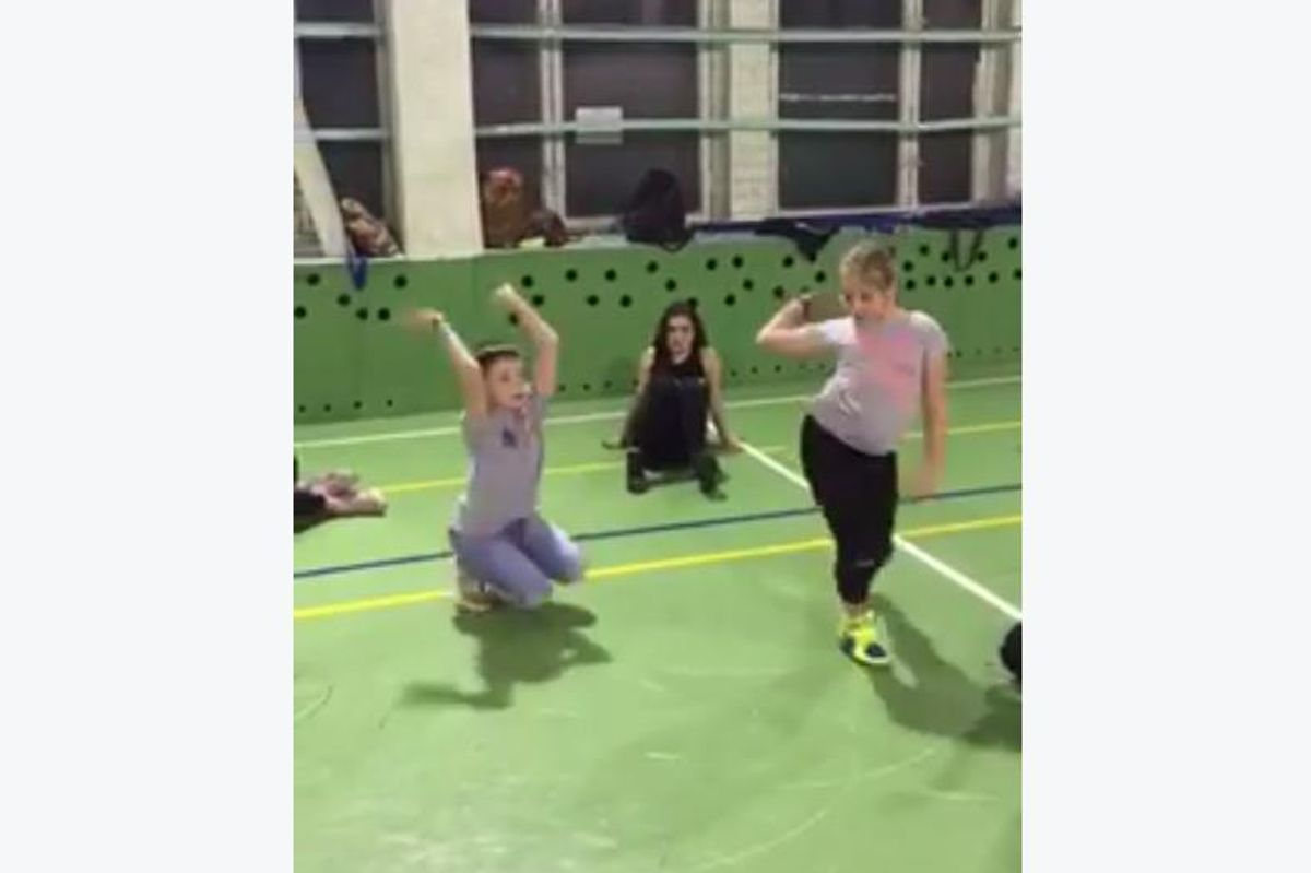 These Russian Kids Voguing Their Faces Off Will Give You Hope